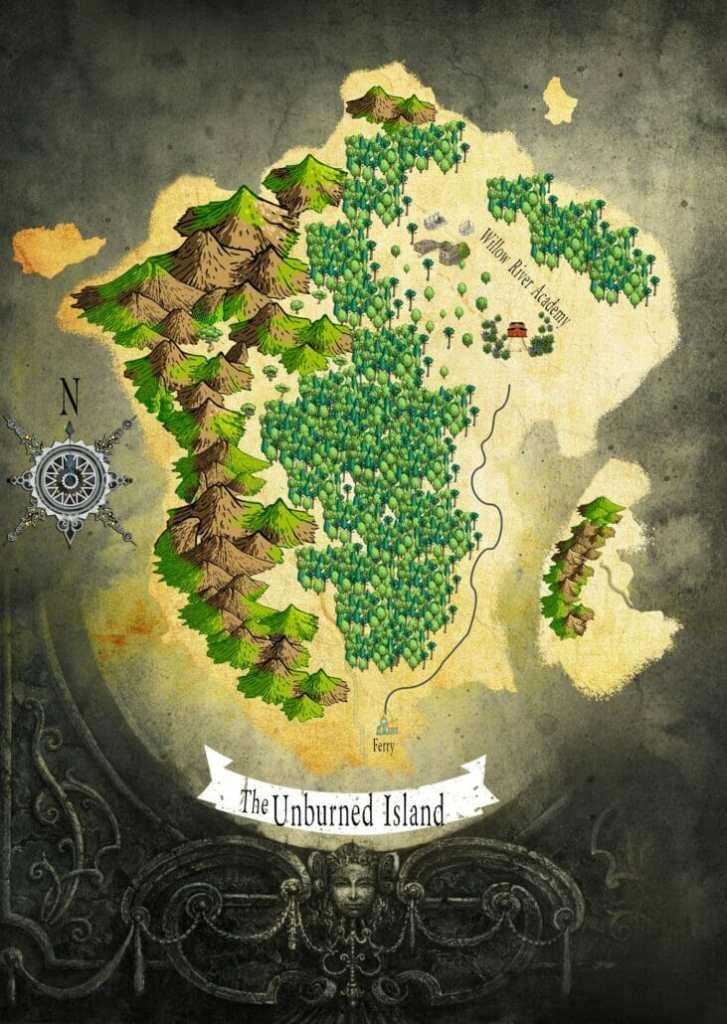 fantasy world building template