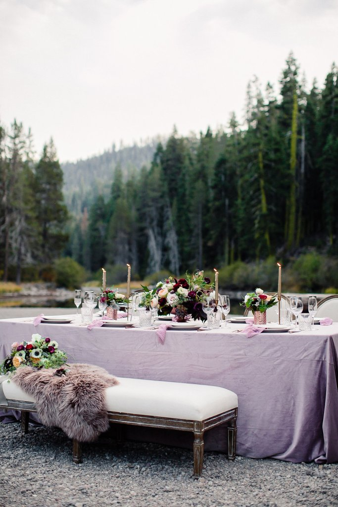 Truckee River Wedding | Audere Events | Lake Tahoe Wedding Planner