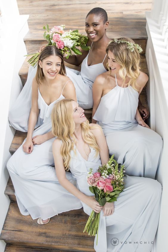 Favorite Tahoe Bridesmaid Dress Options for the Cost Conscious Bride