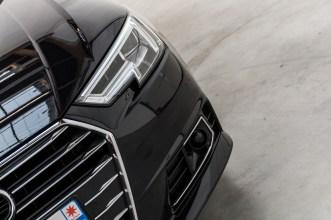 Front 3/4 Oblique A4 Avant TDi 150 BVM6 Audi France