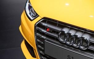 Audi S1 2014 Live in Geneva 2014