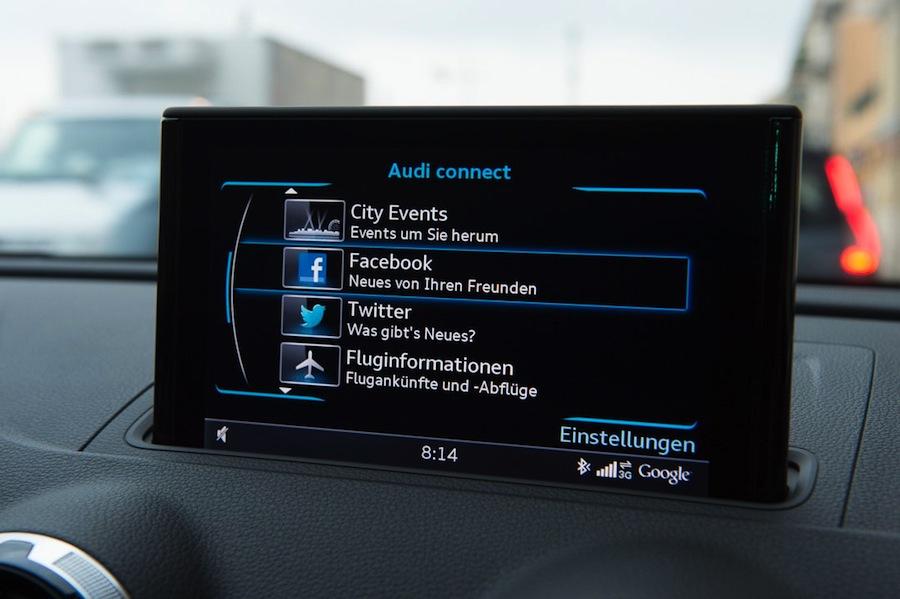 Audi Usa Montre La Voie Pour Le Futur D Audi Connect