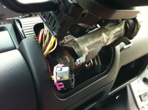 Update #13 Replaced the Ignition Switch | Will's Audi A4 Quattro B5 Worklog