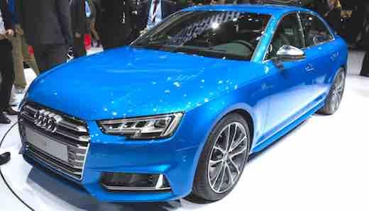 2019 Audi S4 Manual, 2019 audi s4 manual transmission, 2019 audi s4 release date,