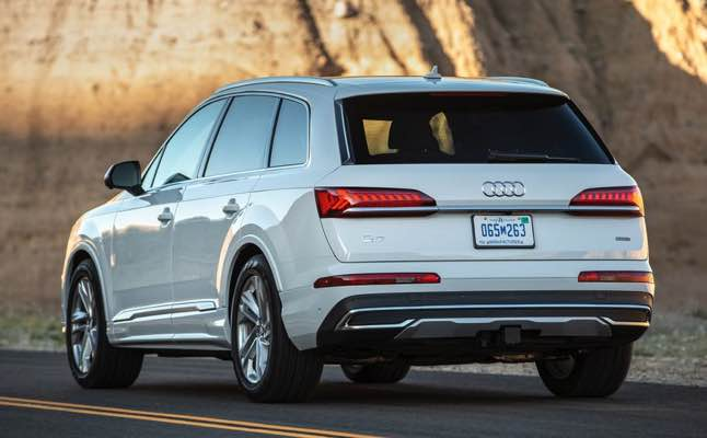 The 2022 audi q7 release date is offered in the following submodels