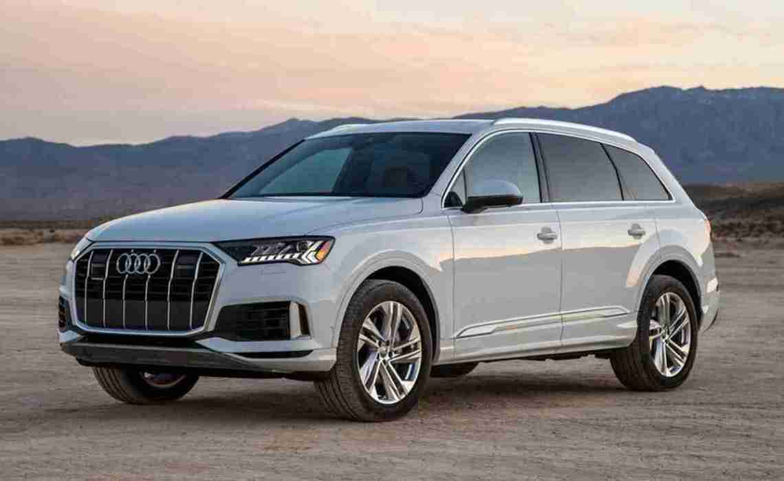 After a major update for 2023 Audi Q7