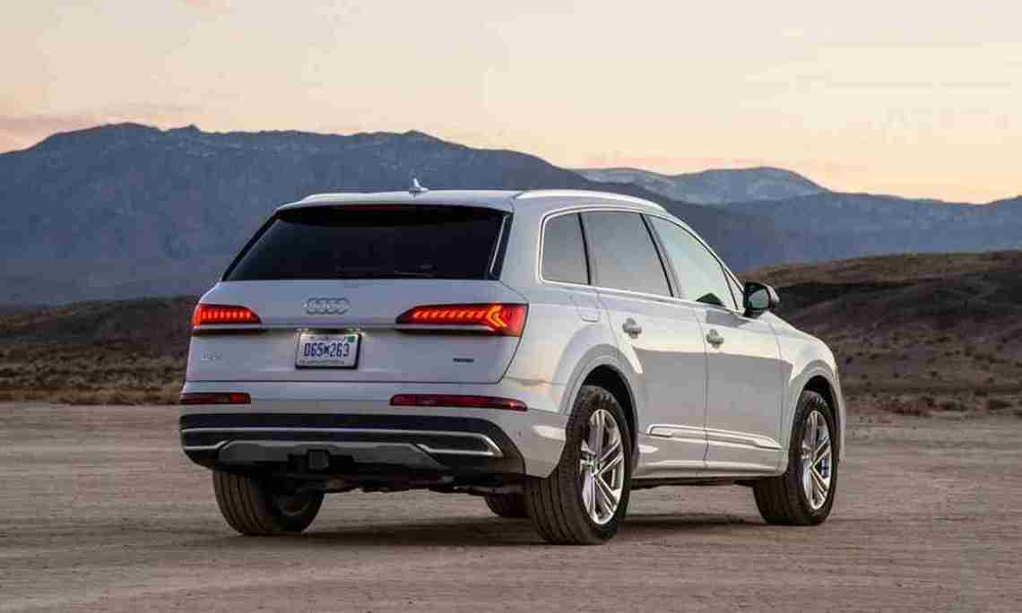 2023 Audi Q7 Highs Eager driving dynamics, tech-haven interior, room for the whole family