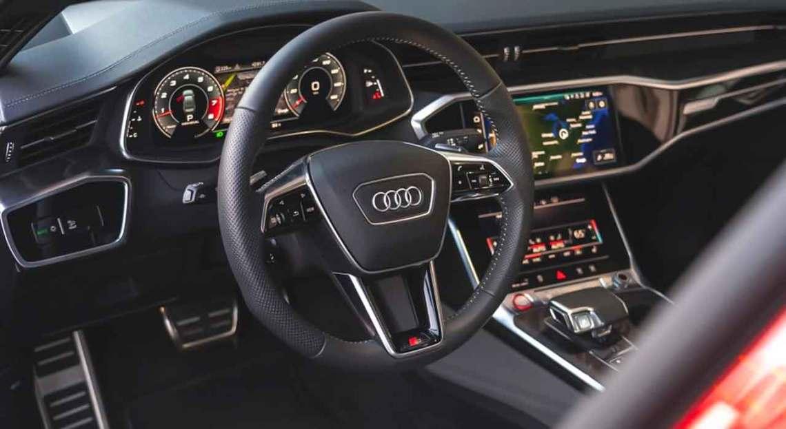 2022 Audi S6
