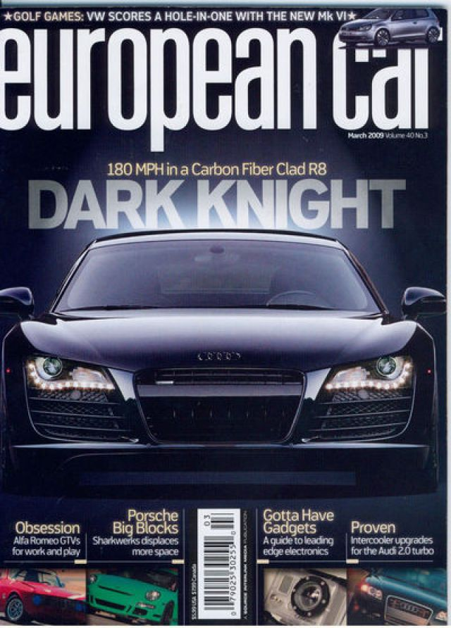 European Car Magazine Ends Publication Audi Club North America