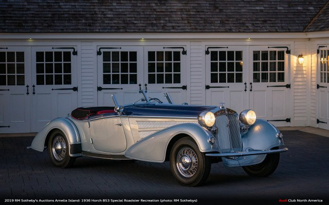 1936 Horch 853 Planned for RM Sothebys Amelia Island