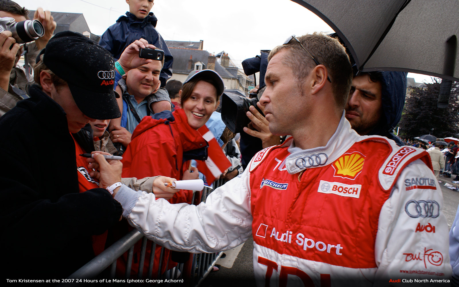 These Are The Photos I Submitted For Tom Kristensen's Book