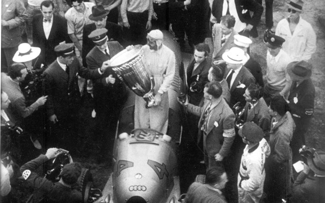 80th Anniversary of Auto Union Victory in New York
