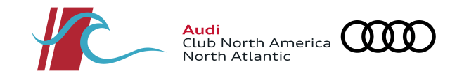 Audi Club of North America - North Atlantic Chapter