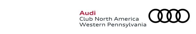Audi Club of North America - West Pennsylvania Chapter