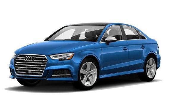 Audi Hoffman Estates hosts 1st Cars& Coffee of 2017 !
