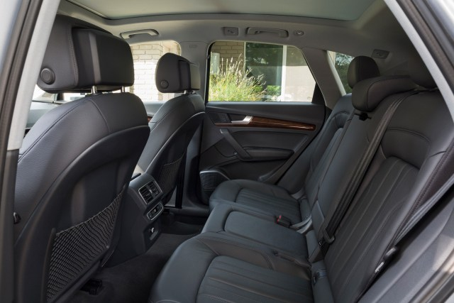2018 Audi Q5 Named One Of Autotrader S 10 Best Car Interiors