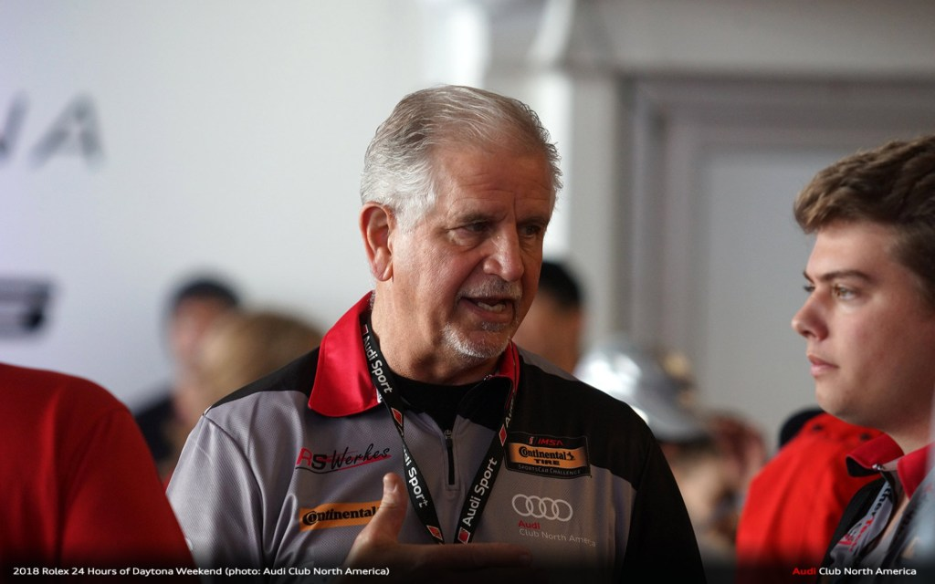 Audi Club 2018 Member of the Year Announced
