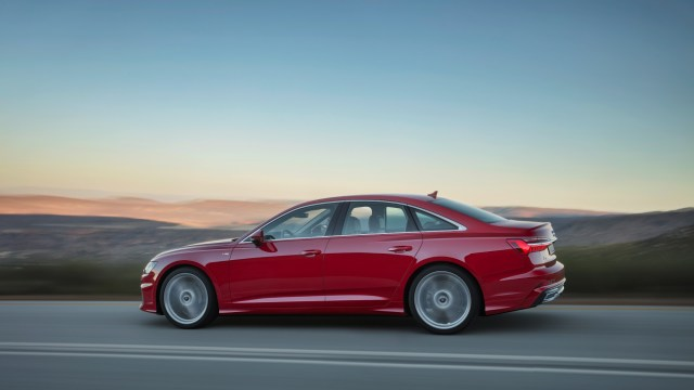 2019 Audi A6 Makes Us Debut At Nyias Audi Club North America