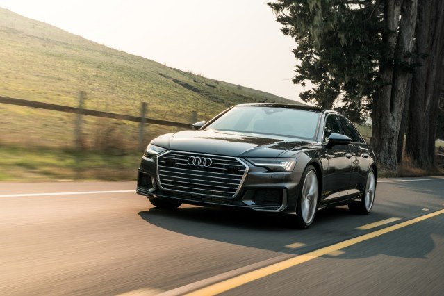 IIHS: Audi A6 and Q8 Earn 2019 Safety Awards