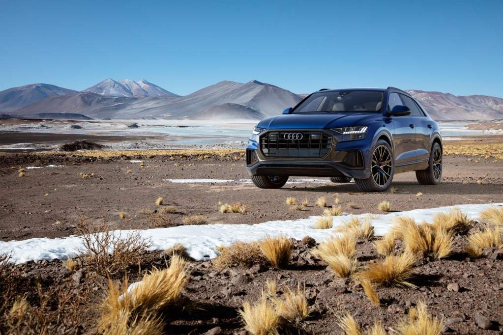 Uncompromising Design and Capability, 2019 Audi Q8 is the New Top Premium SUV