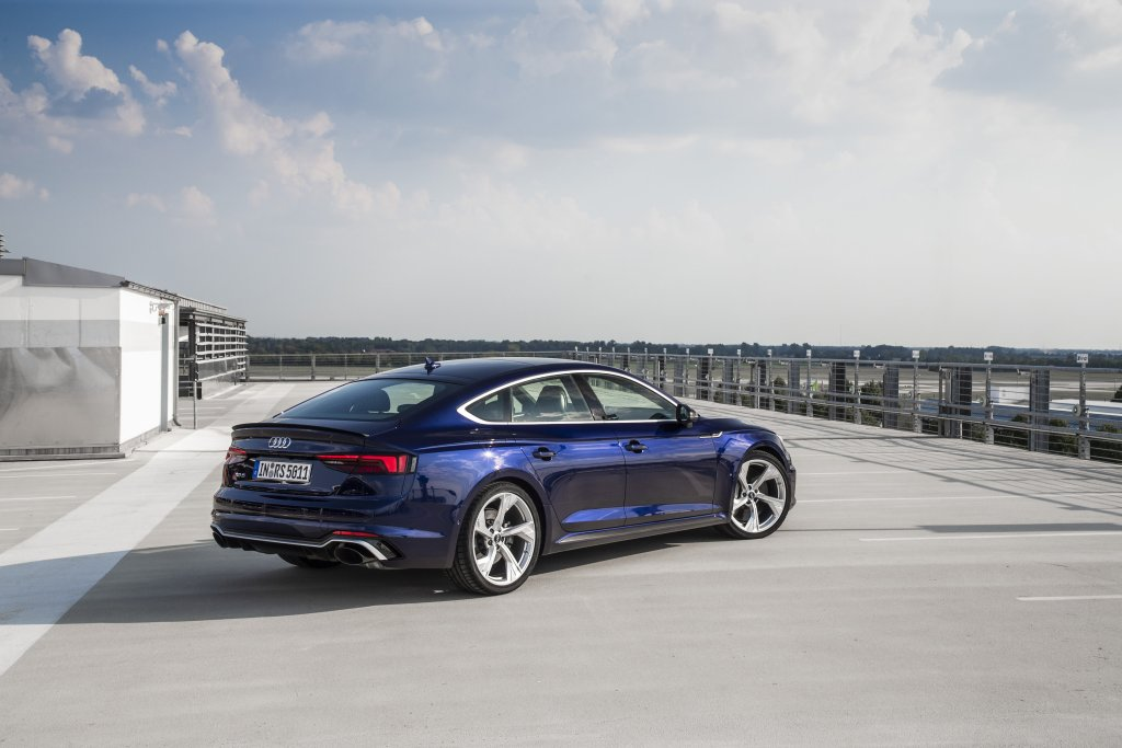 All-New 2019 Audi RS 5 Sportback Pricing Is Announced
