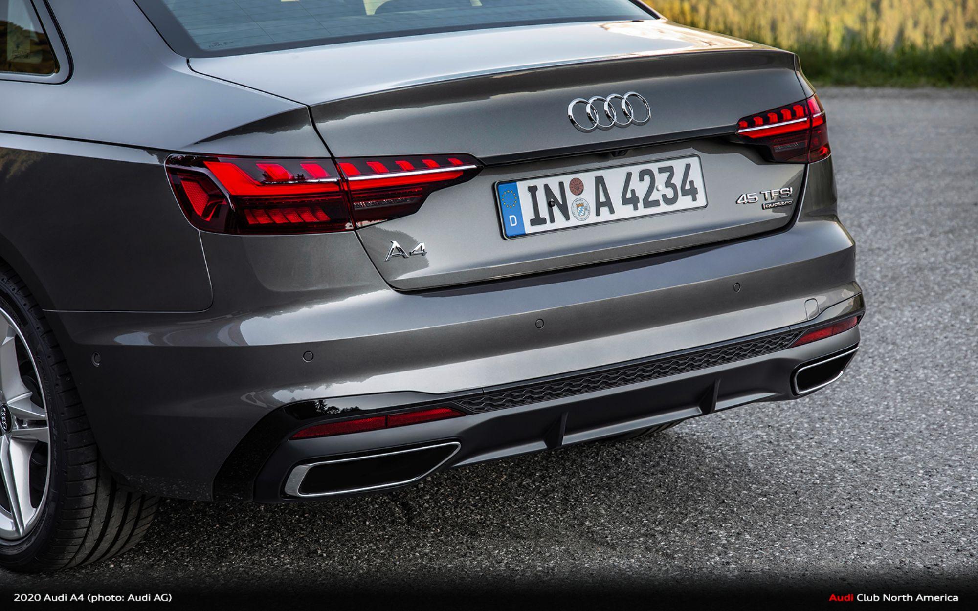 Kelebihan Kekurangan Audi A4 2020 Harga