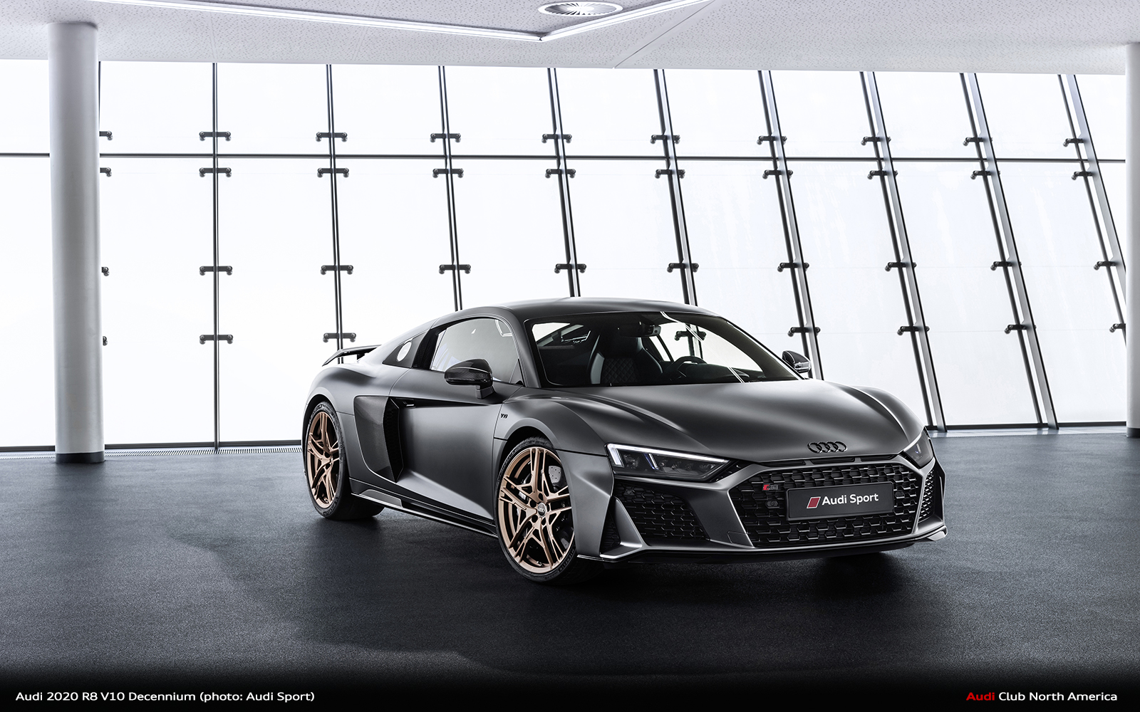 Updated 2020 Audi R8 And Limited Edition R8 V10 Decennium Bring