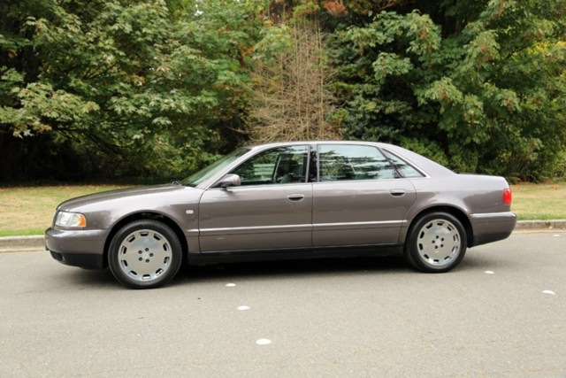 Find of the Day: 2001 Audi A8L - Audi Club North America