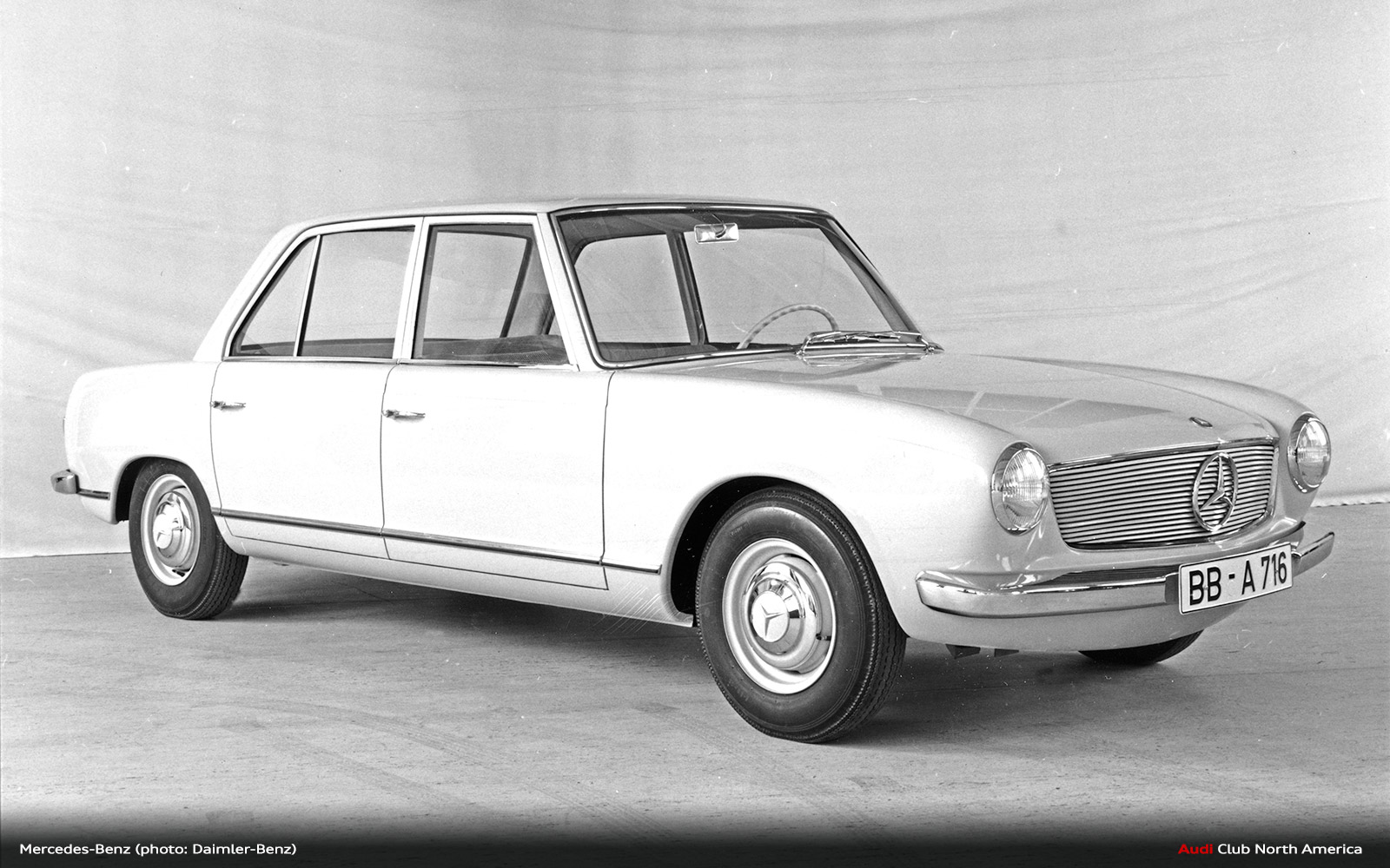 60 Years Ago, Daimler-Benz Acquired Auto Union