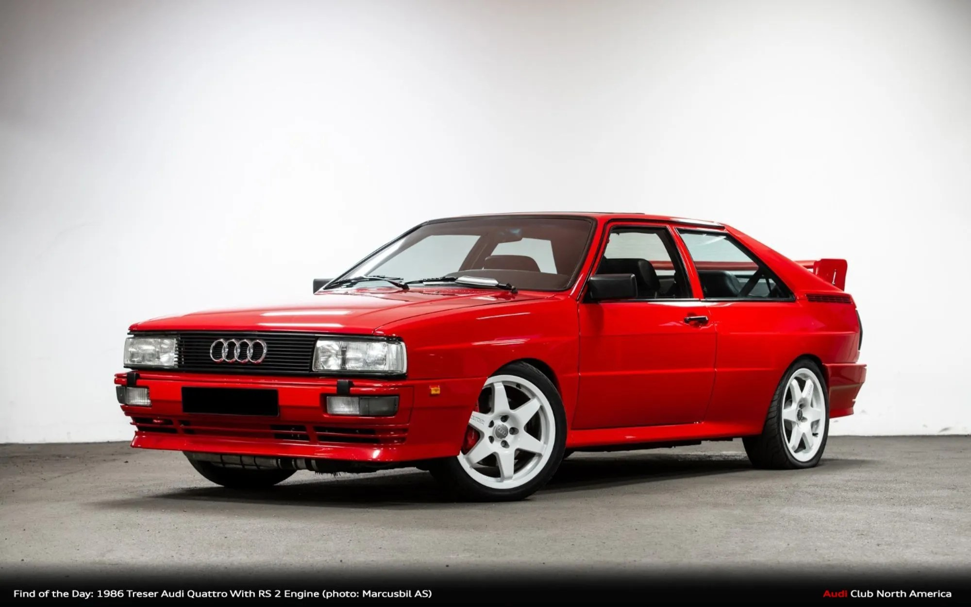 Kelebihan Audi Quattro Top Model Tahun Ini