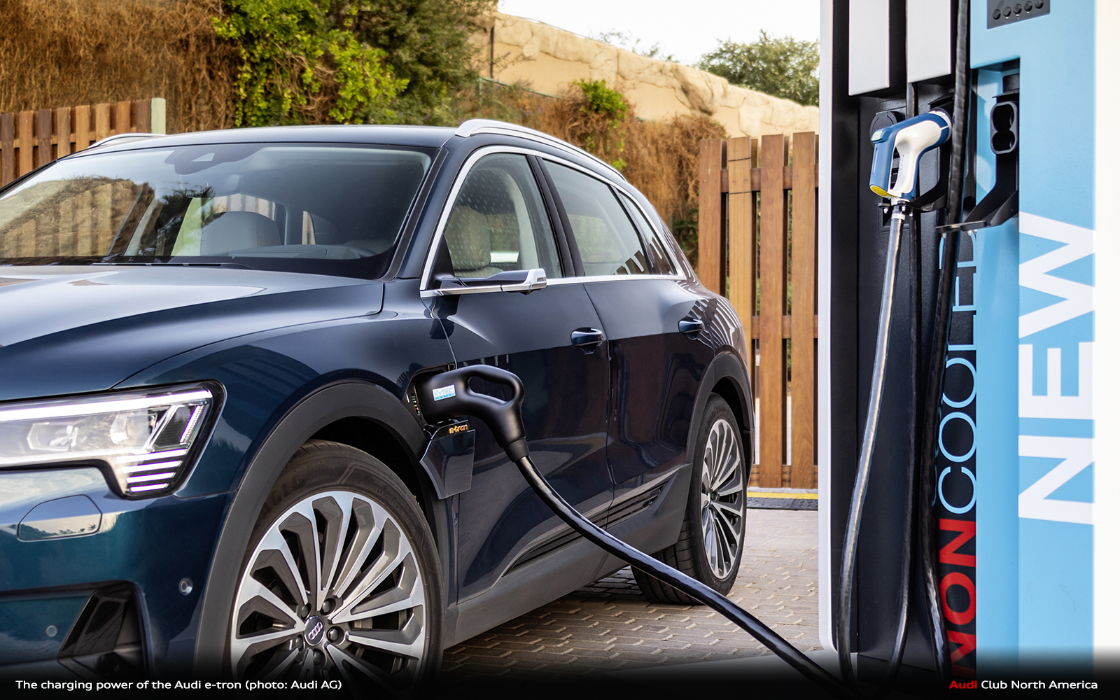 Benchmark for Long-Distance Journeys: the Charging Power of