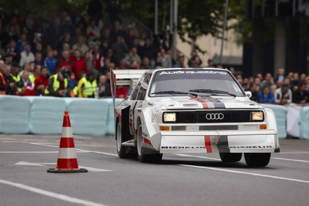 Audi Tradition Starts the 2018 Festival Season