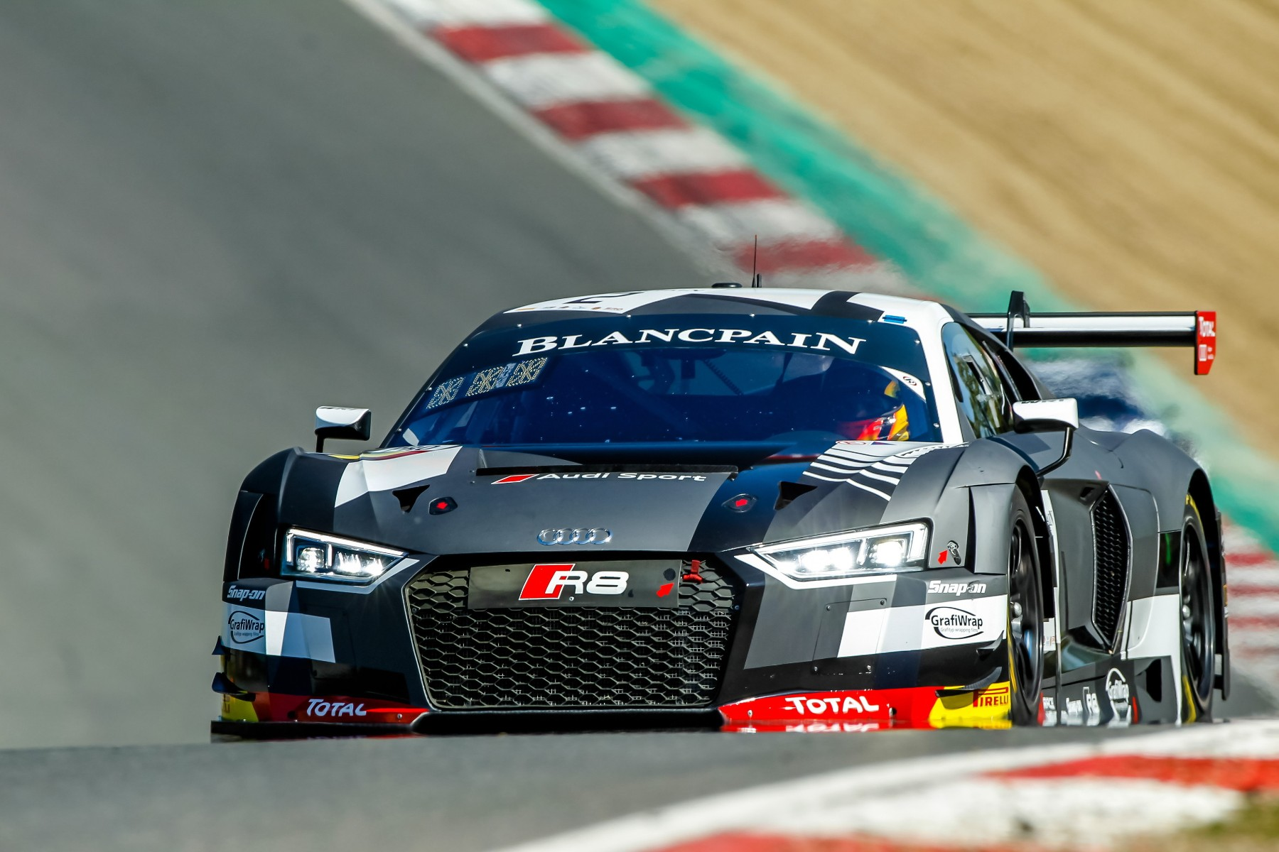 Victory For All Three Audi Sport customer racing Models