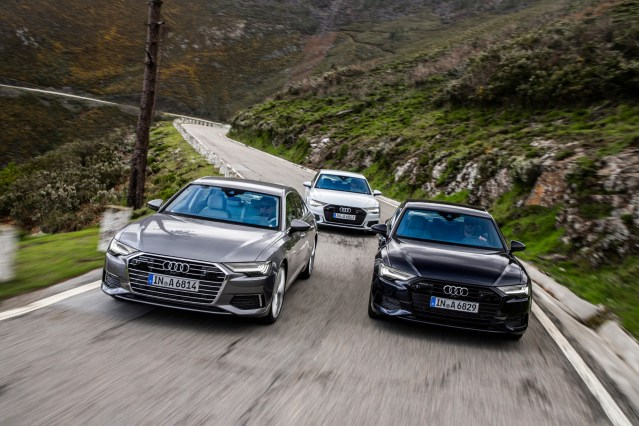 The New A6 Sedan With Full Gallery And Video