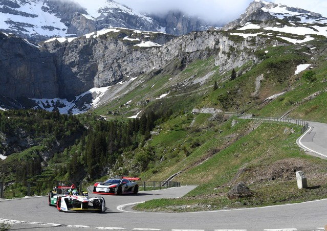 Formula E: Audi With A Lot of Tailwind To Zurich