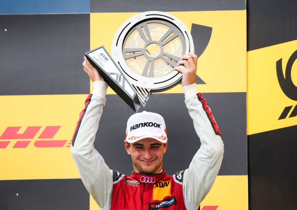 DTM Budapest: Nico Müller Clinches Podium For Audi