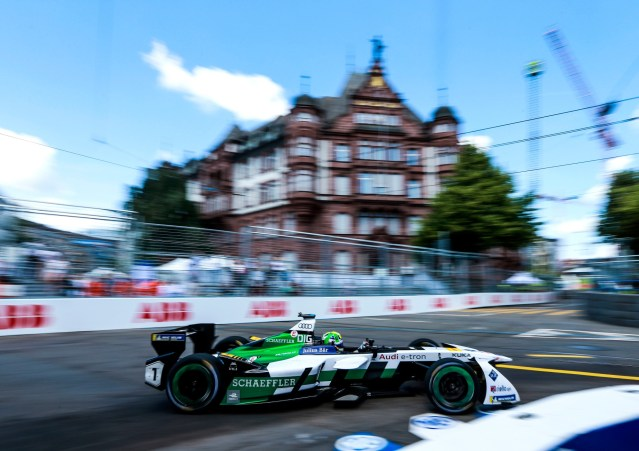 Audi Comes To Formula E Finale With Clear Goals