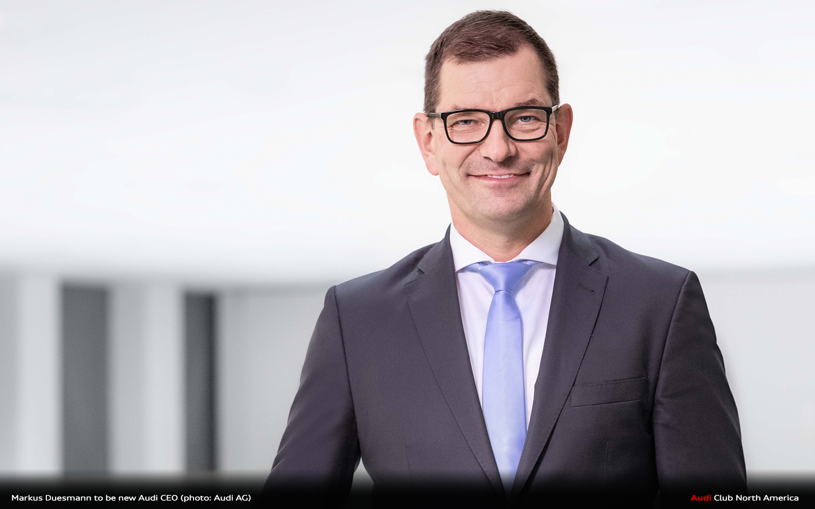 Markus Duesmann to be new Audi CEO