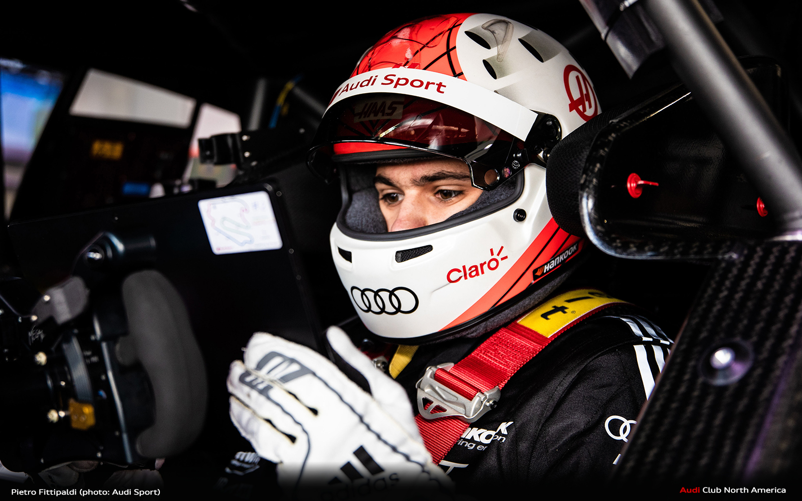 Appendicitis! Pietro Fittipaldi to replace Jamie Green in DTM at Misano