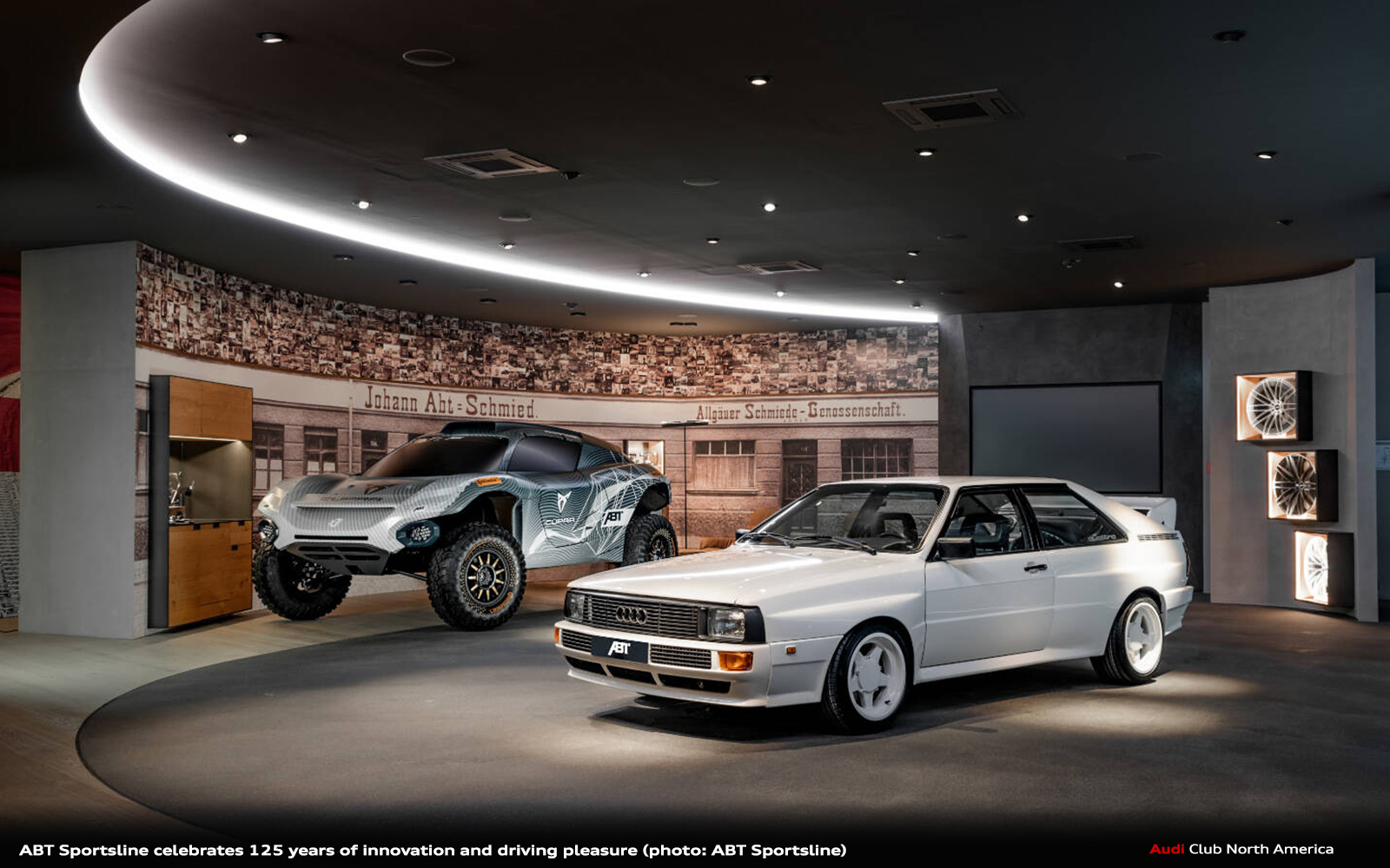 ABT Sportsline Celebrates 125 Years of Innovation and Driving Pleasure
