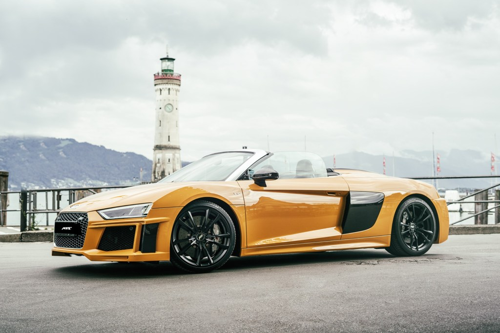 Audi Convertibles by ABT – The Perfect Summer Drives