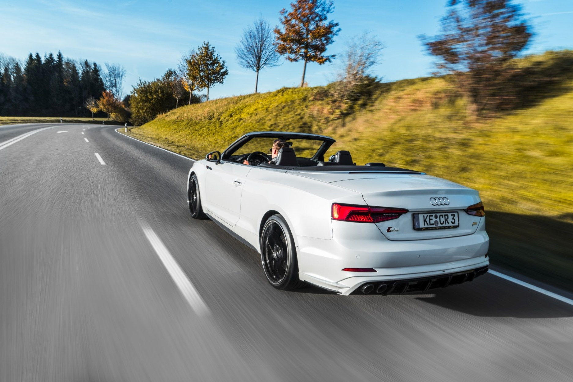 ABT Pushes The 2018 Audi S5 From 354 HP To 425 HP