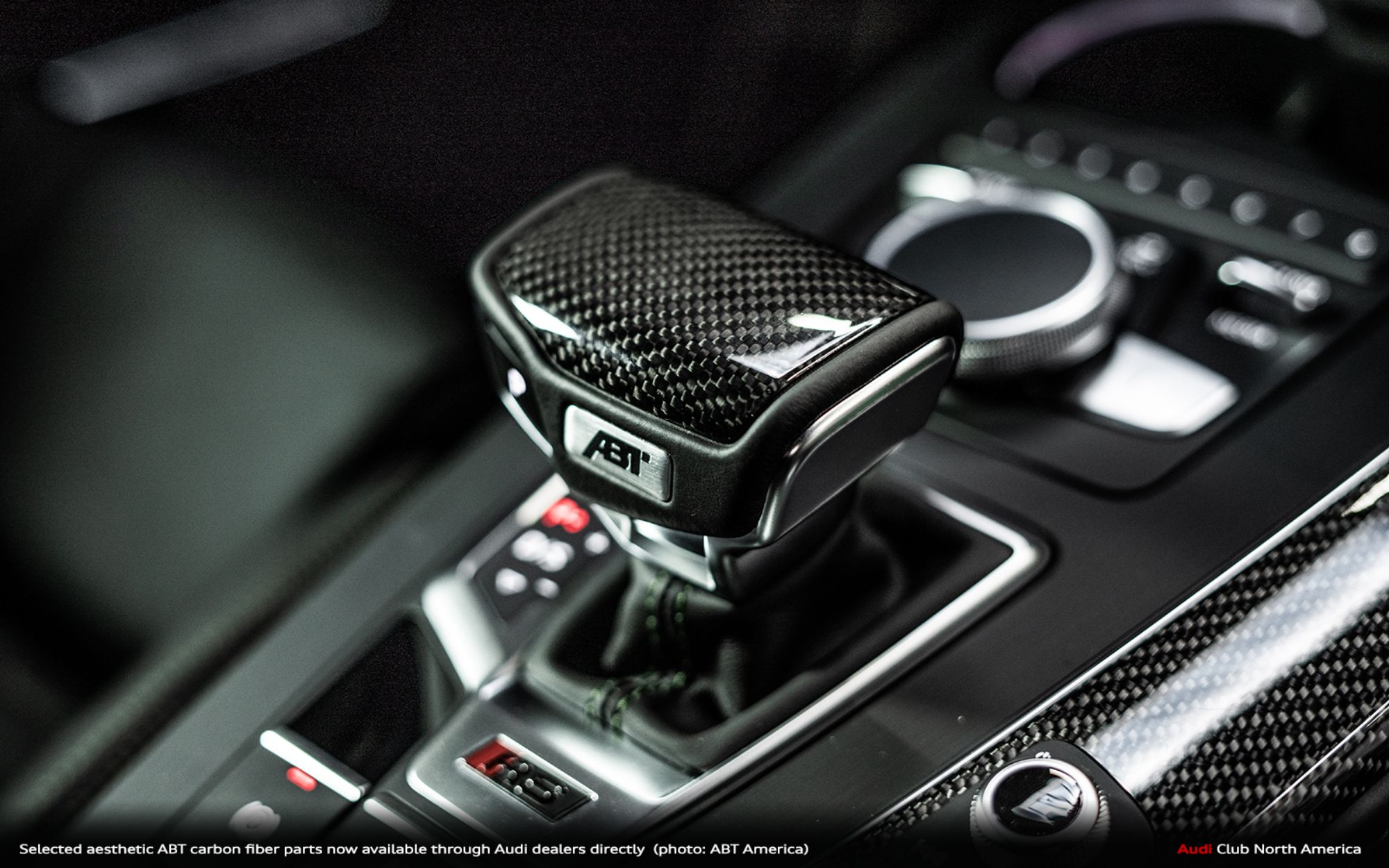 You Can Now Get Selected ABT Carbon Fiber Parts Directly From Your Audi Dealer