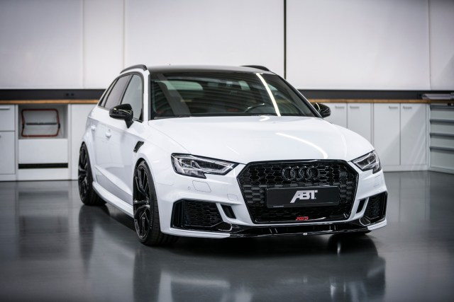 Compact Class With Racing Sport Dna Abt Audi Rs3 Parts Now
