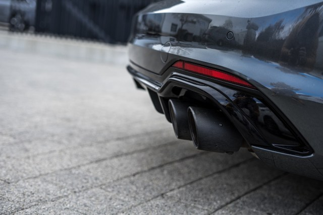More Style, Sound, and Power: ABT Rear Package for the Audi RS5