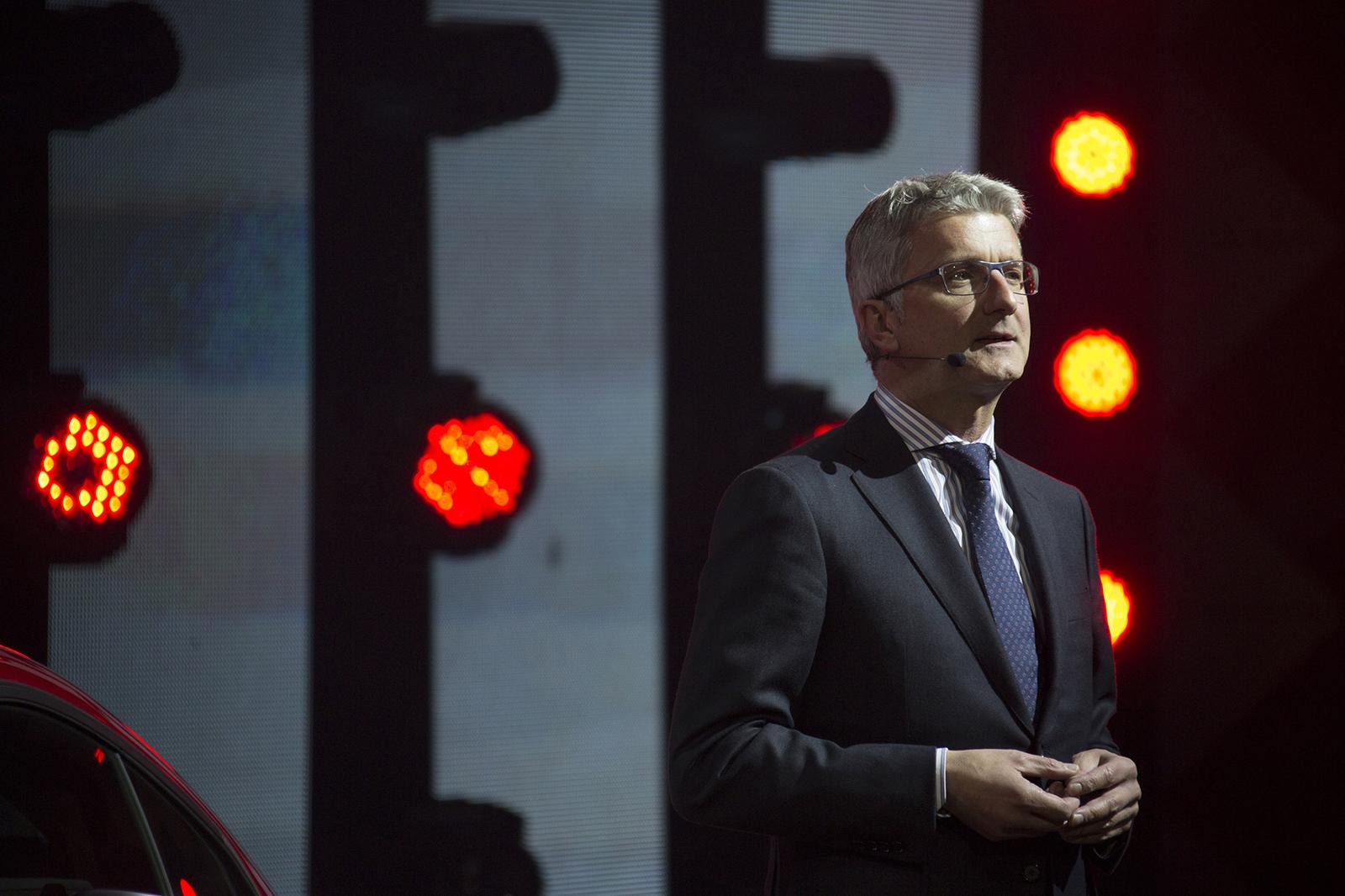 Rupert Stadler Departs Audi AG & Volkswagen AG Board