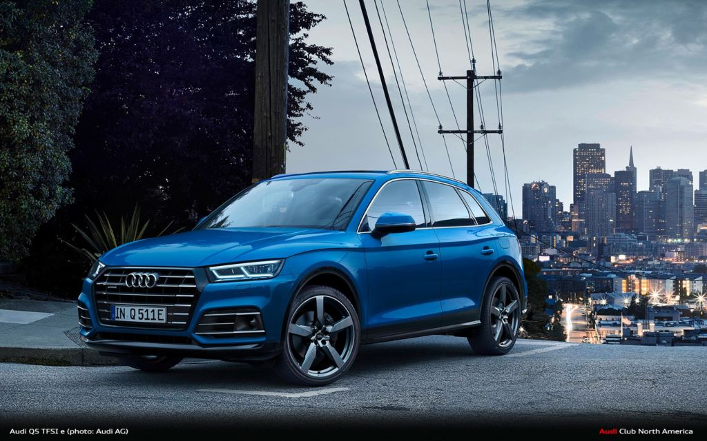 Top-Selling Audi SUV, 2020 Audi Q5 Gets Efficient Boost With Plug-In Hybrid