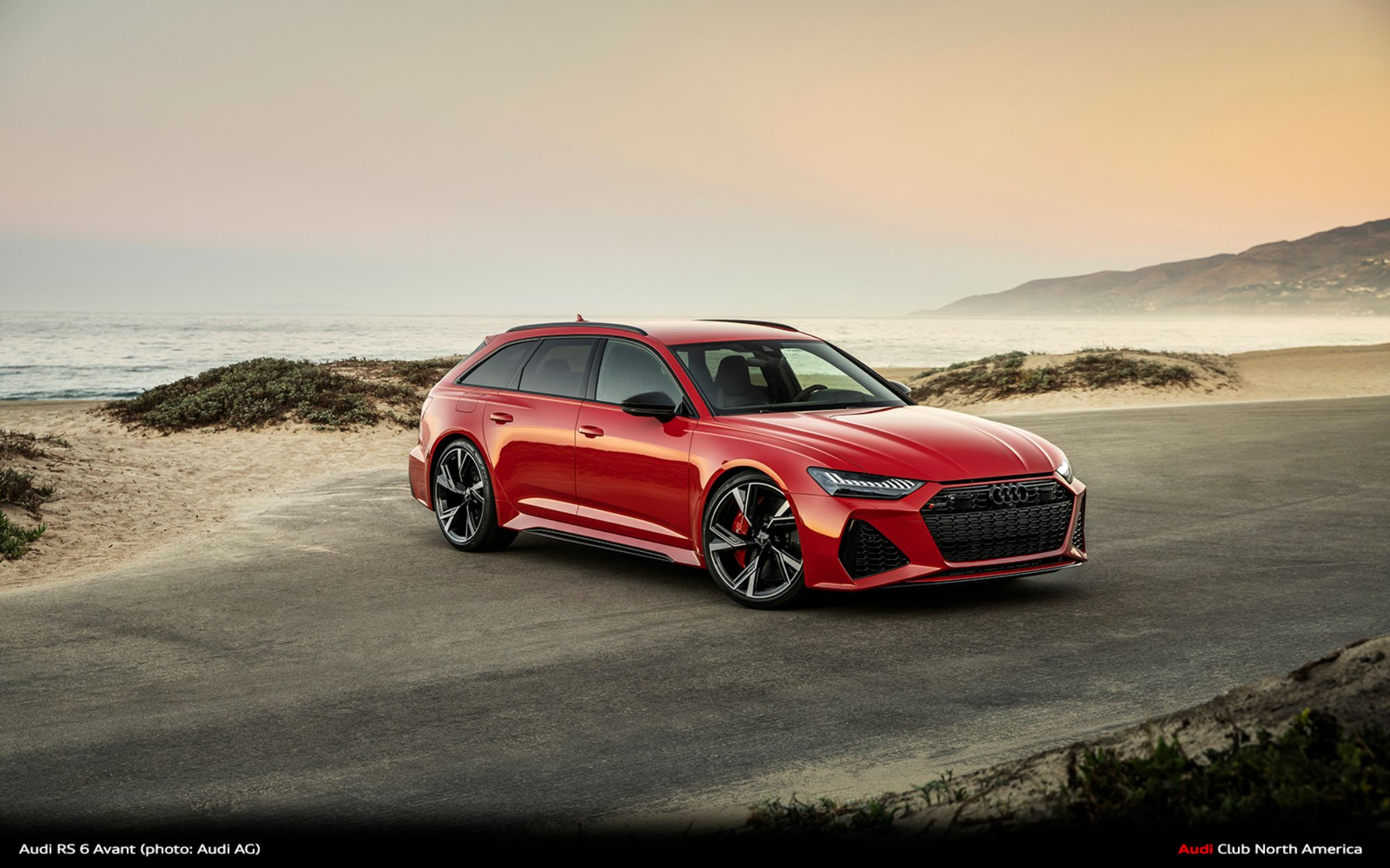 Money Can't Buy Happiness… But It Can Buy An RS 6 Avant