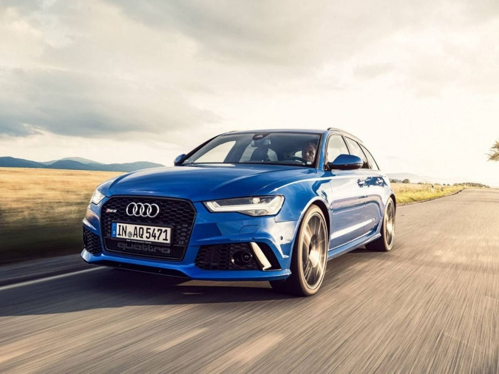 Audi ABT RS 6 Avant Performance Nogaro Edition