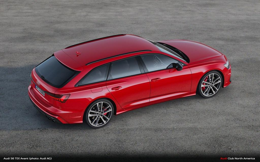 Gallery: Audi S6 Avant TDI (EU)